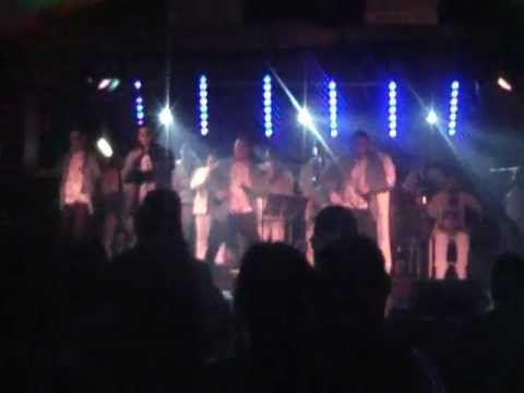 MIX MERENGUE/CUPIDO-STAND BY ME-TE PRESUMO/K-RISMA BAND EN VIVO' 2012/EL SALVADOR