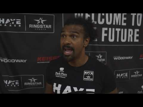 Josh Taylor v Ohara Davies? George Groves & Chris Eubank Jr | David Haye
