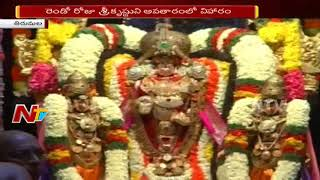 TTD Grand Arrangements for Srivari Varshika Teppotsavam