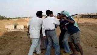 Vettaiyadu - Tamil Movie Vettaiyaadu Vilayaadu Kamal Intro Mock By Ssn Mca Students...