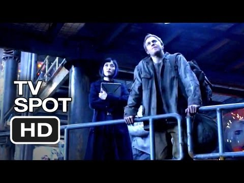 Pacific Rim TV SPOT - One Last Chance (2013) - Guillermo del Toro Movie HD