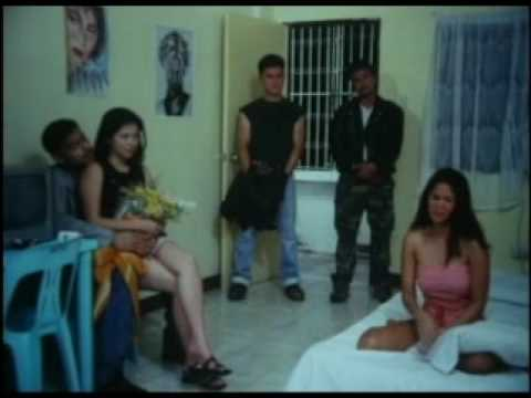 "MYSTICA AS A GANG LEADER IN THE MOVIE ""D"