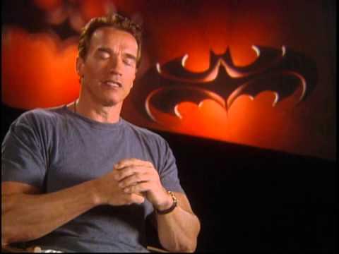 Making of Batman & Robin (1997) - Mr. Freeze Origins