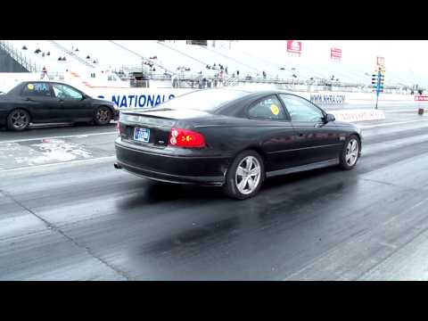 Winged Warrior VI 2010 Top Gun and Class A Drag Strip Video