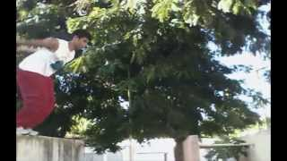 "Freerunning Camaragibe ""iniciante"" parkour"""