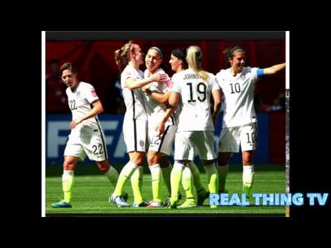 NIKE ERASED RED, WHITE, AND BLUE FROM U S WOMEN'S SOCCER TEAM