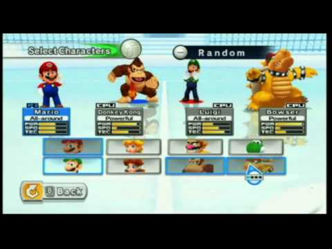 Mario Sports Mix Special Abilities – Game Guide Walkthrough