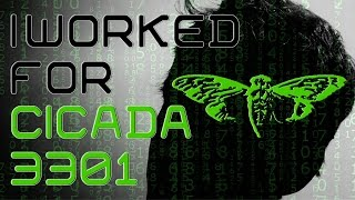 "TRUE Story ""The Man that WORKED For CICADA 3301"" Anonymous Man's Eerie Story"