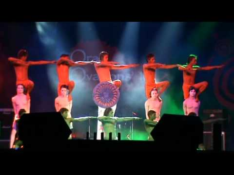Prince Dance Group LIVE special dance  Ora ovations 10