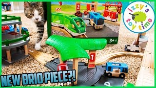 BRIO TRAVEL STATION PLAYSET! Fun Toy Trains for Kids