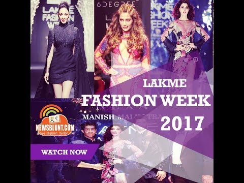 Lakme Fashion Week 2017: The fashion extravaganza & celebrity showstoppers