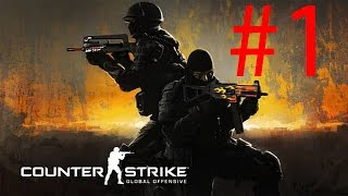 Counter Strike GO Ranked Bölüm 1[TR]