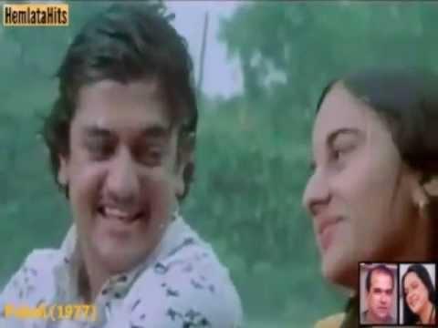 Bristi Pare Tapur Tupur - Hemlata & Suresh Wadkar - Paheli (1977)