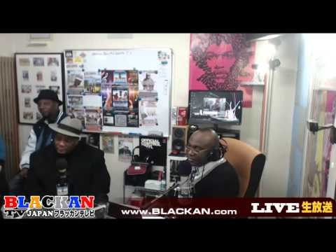 Black History Month Talk show on Blackan Radio Japan - Business Panel