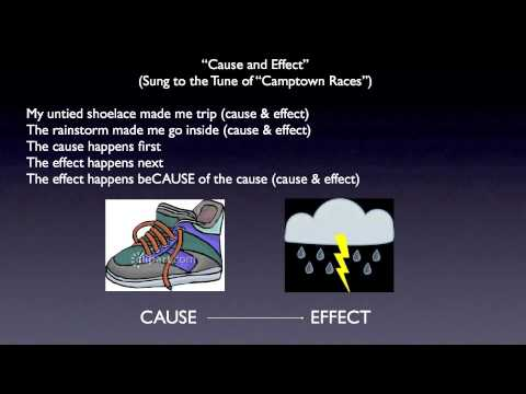 Cause And Effect Ideas For Kids