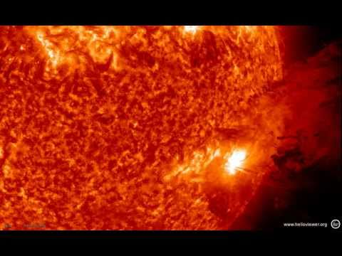 Spectacular Solar CME on 06.07.2011