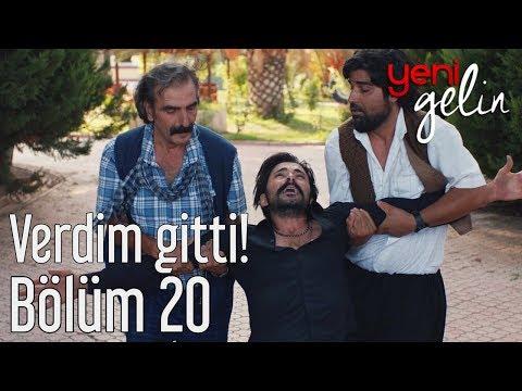 Yeni Gelin Dizisi 20. Bölüm - Verdim Gitti!