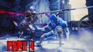 Dark Souls 3 + DLC - 100% Walkthrough No Commentary - Part 4: Undead Settlement