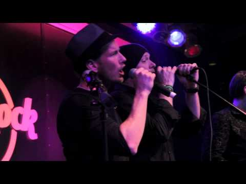 The Wilson Van @ The Hard Rock Cafe benefit 1/5/13, Covers Part 3 of 3