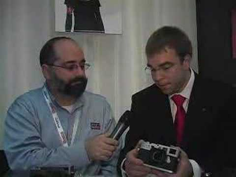 The Imaging Resource at Photokina 2006: Leica M8