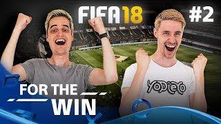 FTW #2 - FIFA CHALLENGE - GAMEMENEER VS. XLINKTIJGER