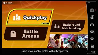 How to play Super Smash Bros. Ultimate with friends online