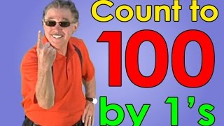 Let's Get Fit | Count to 100 | Count to 100 Song | Counting to 100 | Jack Hartmann