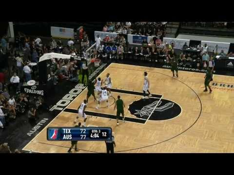 Danny Green's D-League Highlights