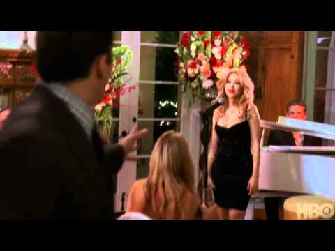 Christina Aguilera (Entourage Season 7th Finale Preview) Video