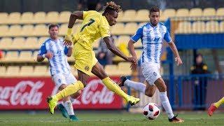 Goles Villarreal B 2 - 1 Atlético Baleares