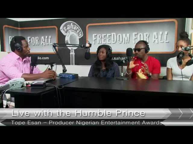 LWHP with Gbemi Olateru, Tope Esan and Chinyere Adogu   Part 2