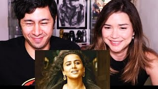 BEGUM JAAN | Vidya Balan | Trailer Reaction & Discussion!