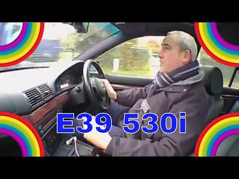 2002 BMW E39 530I SPORT Review ( Not Top Gear) EXCLUSIVE.