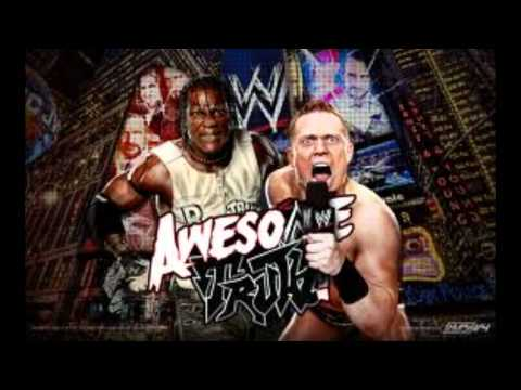 WWE The Miz AND R-Truth MashUp