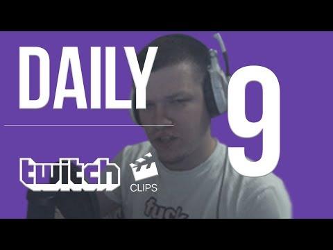 Twitch Clips Daily #9 | ANOMALY XGOD В PUBG - ХЕСУСА ОБМАНУЛИ НА ДР - PASHADIZEL D'N'B 👹