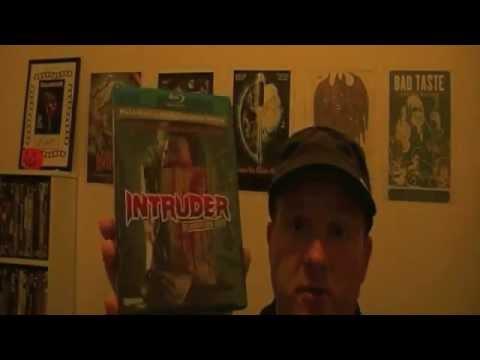 Slasher Review: Intruder Blu ray streaming vf