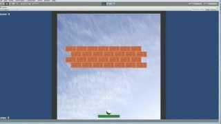 Unity 3d Tutorial #1 - 2d Brick Game