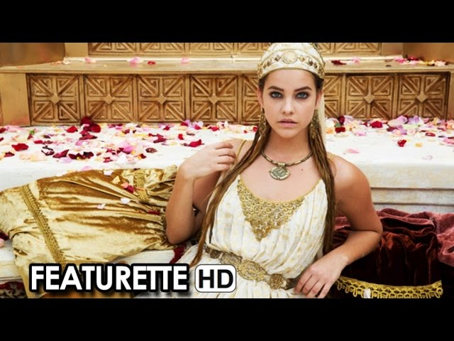 Hercules - Il Guerriero Featurette 'Hercules e Ergenia' (2014) Dwayne Johnson Movie HD