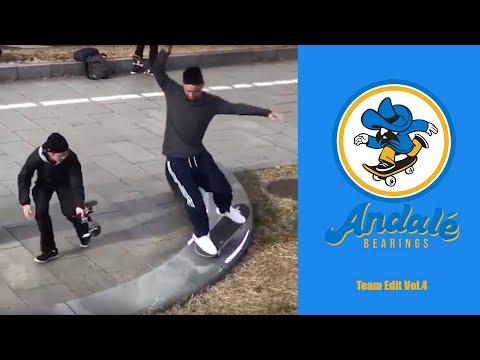 Andale Team Edit Vol. 4