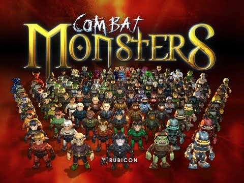From the creators of the Bafta Nominated Great Big War Game and Great Little War Game comes Combat Monsters.
