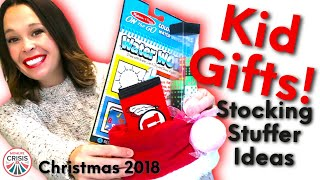2019 BEST CHRISTMAS GIFTS FOR KIDS - STOCKING STUFFERS
