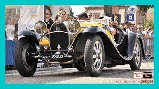 Bugatti Type 55 Roadster Usine 1935 - 2018 - Molsheim