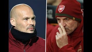 Arsenal FC : Ljungberg officially promoted to the 1st team coaching staff