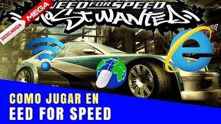 COMO JUGAR EN LINEA EL Need For Speed Most Wanted 2017