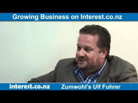 Growing Business with Interest.co.nz: Ulf Fuhrer