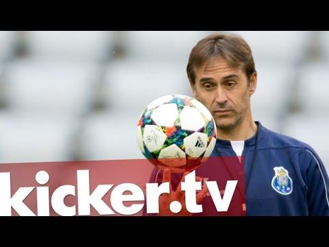 Julen Lopetegui startet mit Porto durch - kicker.tv