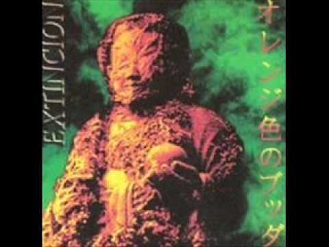EXTINCION - ORANGE BUDDHA... ROCK CHAPIN