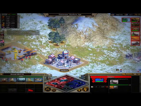 Let's play Rise of Nations: Episode 1