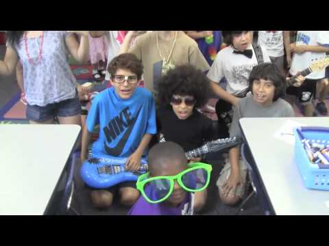 Echo Horizon School Does Summer Camp Lip Dub