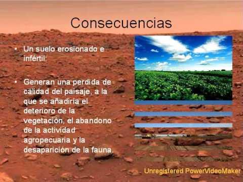 La contaminacion del suelo youtube for Informacion sobre el suelo